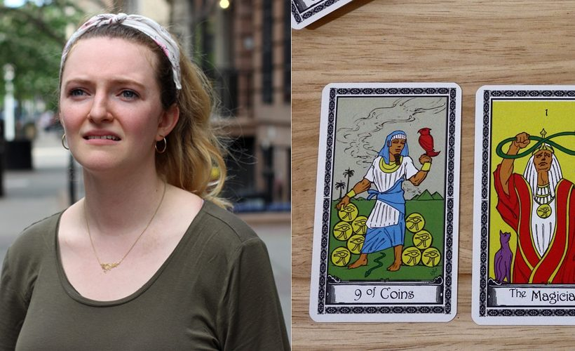 Reductress » A Quick Guide to Tarot Card Reading Since You