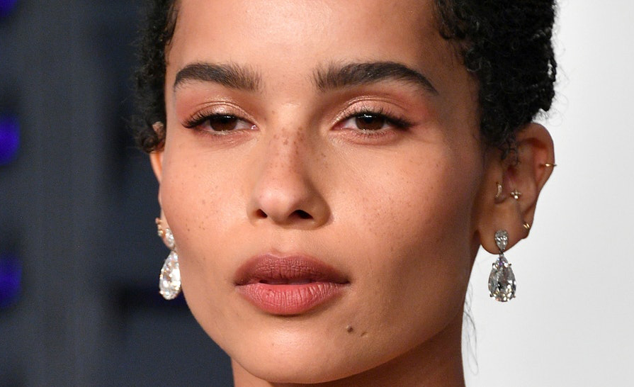 I Lived It: I Looked at a Picture of Zoë Kravitz