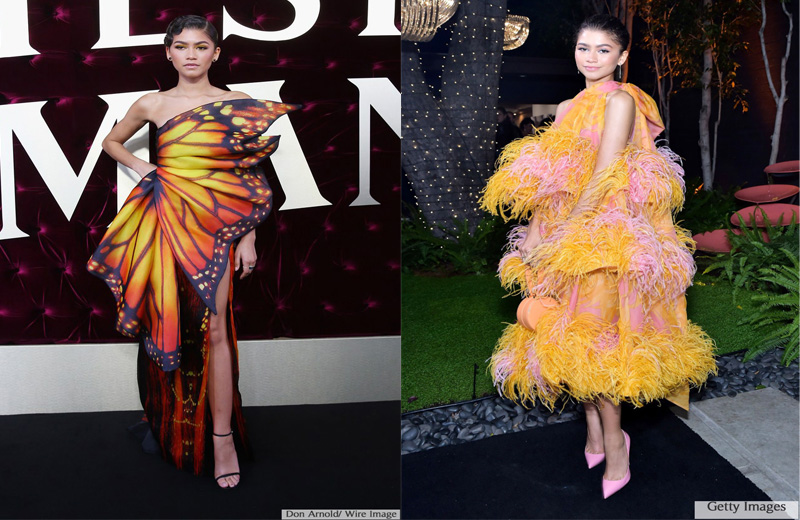 Five Dresses That Only Zendaya Can Pull Off So Don't Even Think About It