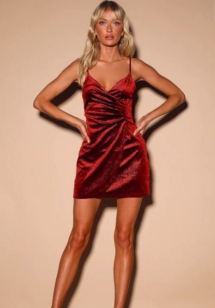 Reductress 4 Sexy Holiday Dresses To Hang Out With Your