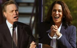 Kamala Harris David Perdue