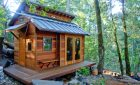This Couple Built a Tiny House, But Now They Have to Live in It