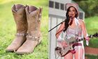 6 Fashionable Cowboy Boots That Say, 'Howdy Y'all, I Just Learned About Kacey Musgraves!'